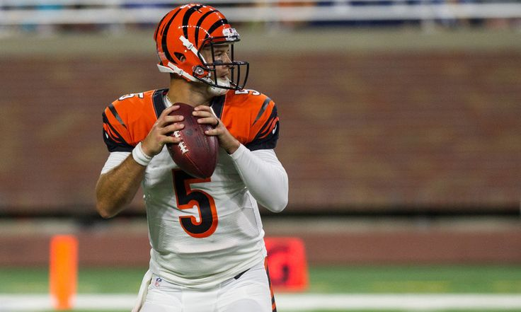 """Marvin Lewis insists Bengals won't trade QB AJ McCarron = Backup QBs are always very popular in the offseason, and that certainly applies to Bengals' QB AJ McCarron. There has been talk about a potential trade for a while, as the Bengals are happy with Andy Dalton and could use McCarron as a piece to upgrade the rest of the roster. However, Bengals' coach Marvin Lewis sounds rather sick of the rumors. When asked, he said: """"AJ McCarron is….."""