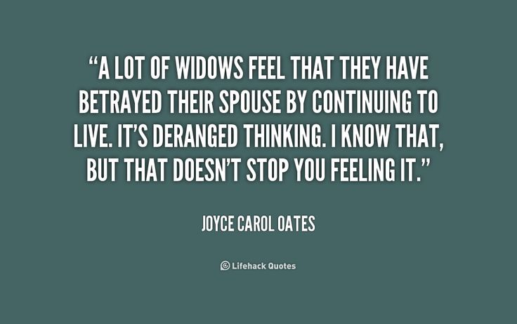 widow's quotes | Copy the link below to share an image of this quote: