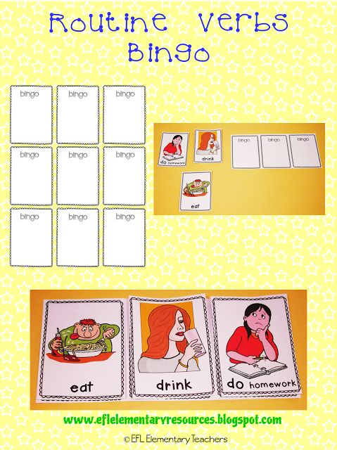 52 best ESL action verbs images on Pinterest Action verbs - action verbs