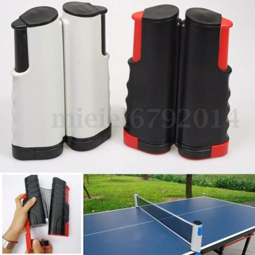 #Durable retrac#table #telescopic #table tennis net rack replacement ping pong ,  View more on the LINK: http://www.zeppy.io/product/gb/2/262329902509/