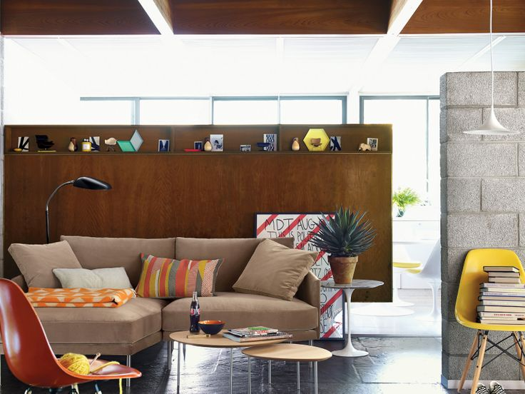 Live with modern. Camber Sofa Collection | Designed by Jeffrey ...