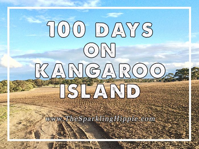 Through a great backpacking trek, I ended up spending 100 days on Kangaroo Island, Australia.  This is what I learned.