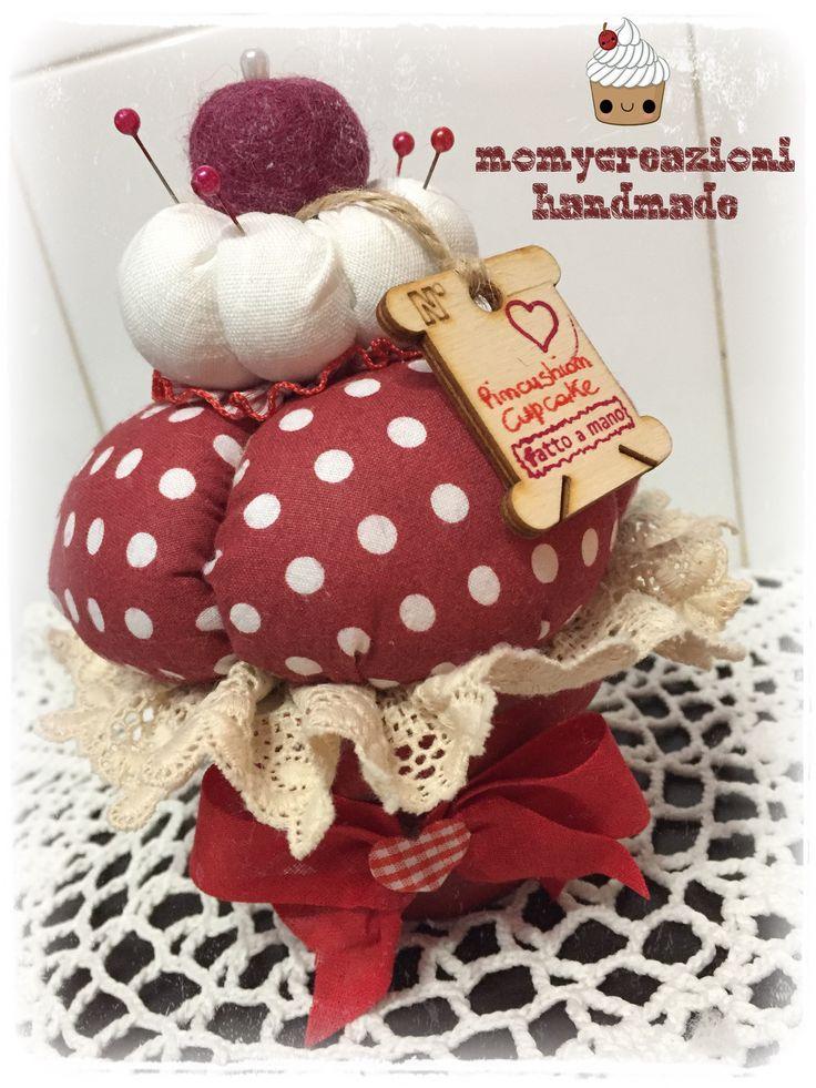 pincushion cupcake