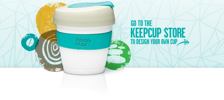 Reduce landfill and drink your coffee!
