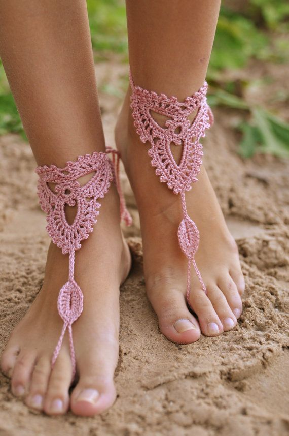 Nude Barefoot 94