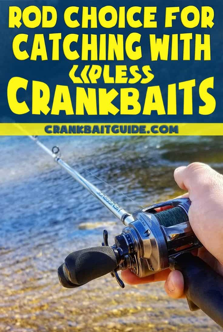 What Rod to Use for Lipless Crankbaits | Rods, Reels and