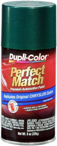 Dupli-Color BCC0423 Forest Green Pearl Chrysler Exact-Match Automotive Paint - 8 oz. Aerosol - http://www.caraccessoriesonlinemarket.com/dupli-color-bcc0423-forest-green-pearl-chrysler-exact-match-automotive-paint-8-oz-aerosol/  #Aerosol, #Automotive, #BCC0423, #CHRYSLER, #DupliColor, #ExactMatch, #Forest, #Green, #Paint, #Pearl #All-Green-Automotive, #Green-Automotive