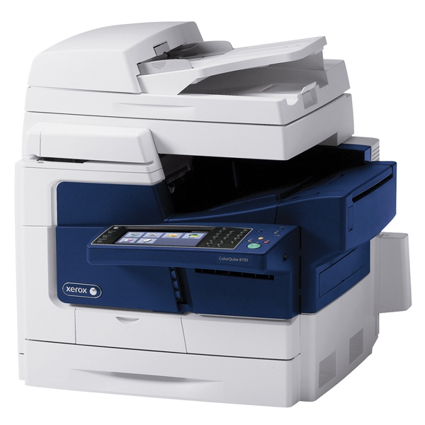 Xerox's multifunction printer gives teachers the power to copy, print, scan, and fax in one machine.