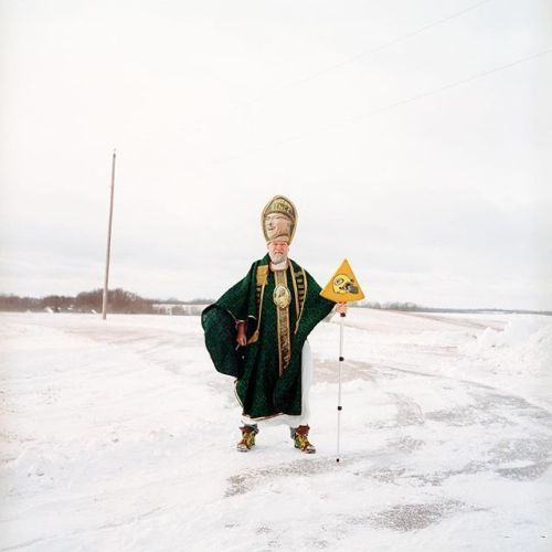 St Vince. From my long term project Green & Gold documenting the people of Green Bay Wisconsin - @danwiltonphoto - via British Journal of Photography on Instagram - #photographer #photography #photo #instapic #instagram #photofreak #photolover #nikon #canon #leica #hasselblad #polaroid #shutterbug #camera #dslr #visualarts #inspiration #artistic #creative #creativity