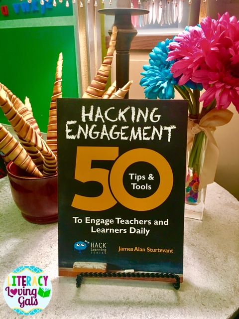 Check out Hacks 1-5 from Hacking Engagement, including tips on how to entice reluctant readers with QR Codes!