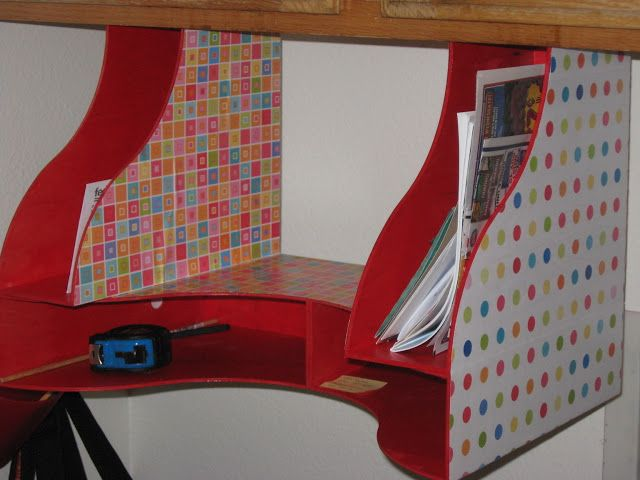 KNUFF mail sorter. http://www.ikeahackers.net/2012/10/a-bigger-better-mail-sorter-with-knuff.html