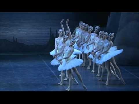 Swan Lake Ballet - FULL VERSION - at Teatro Alla Scala de Milan Milano Giorno e Notte - We Love You! www.milanogiornoenotte.com
