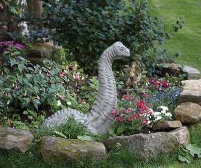 95 best garden ornaments images on pinterest garden art garden borderstone brachiosaurus dinosaur garden ornament workwithnaturefo