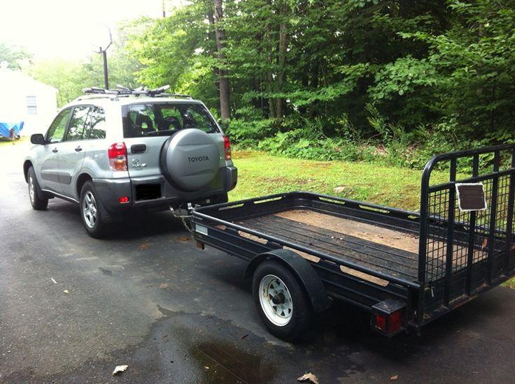 Curt trailer hitch receiver custom fit class iii 2