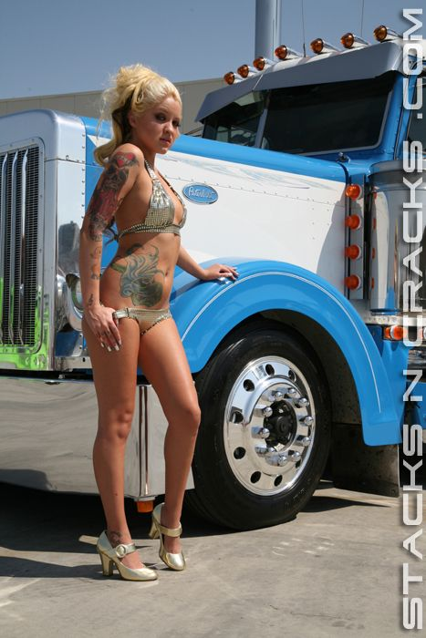 Opinion you nude women and big rigs