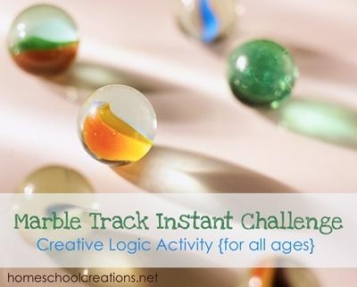 Read later - Instant Challenges Archives - A whole list of creative problem solving activities!  Great ideas