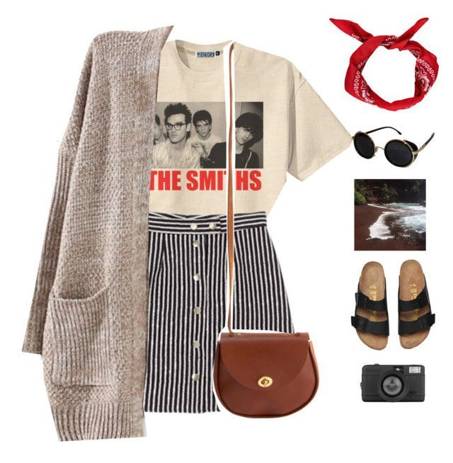 """light that never goes out."" by greciapaola ❤ liked on Polyvore featuring Retrò, Boohoo, Topshop, Lomography, American Apparel, indie, grunge, fashionset and bandtee"