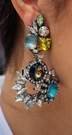 Jewelled bling
