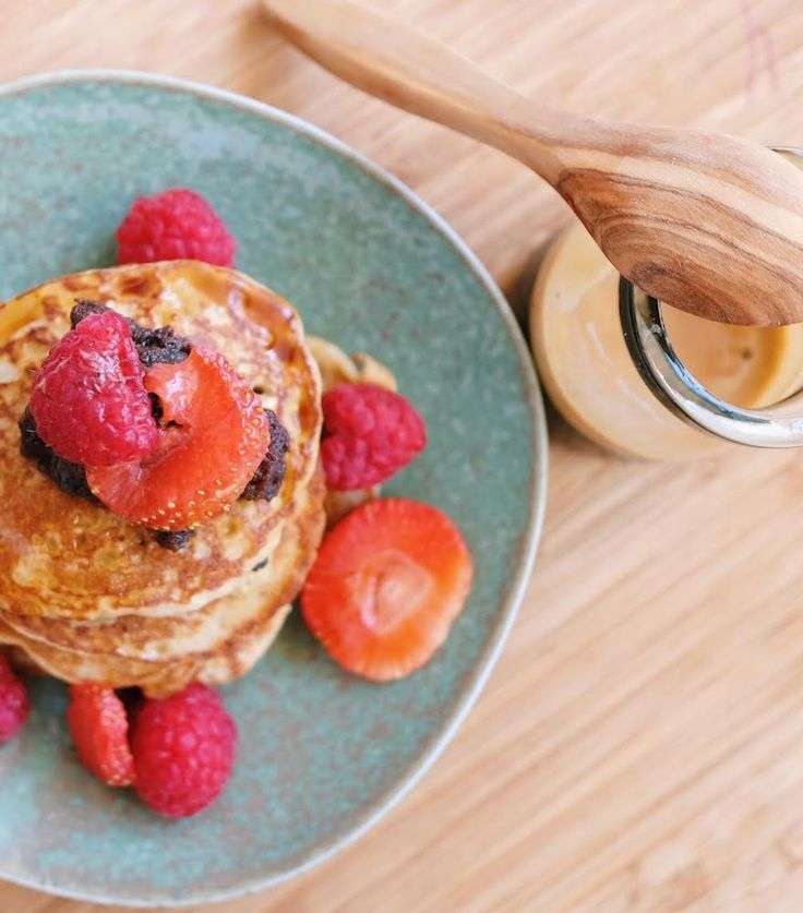 Wake Me Up Pancakes