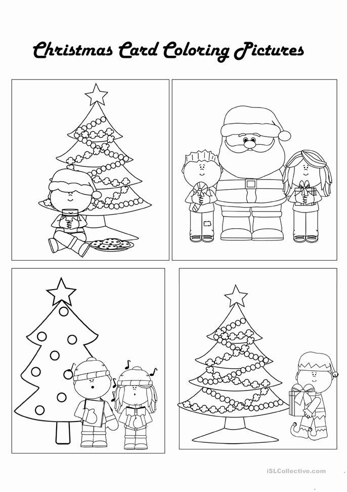 Free Printable Coloring Christmas Cards Luxury Color Your Own Christmas Cards W Christmas Tree Coloring Page Christmas Coloring Cards Printable Christmas Cards
