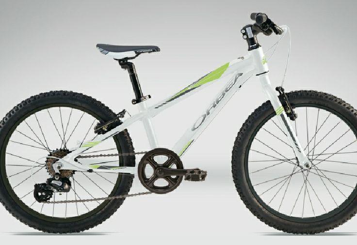 VELO ENFANT ORBEA MX 20 DIRT Blanc/Vert