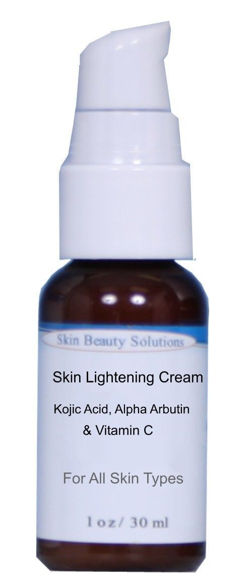 Max Strength Kojic Acid & Alpha-Arbutin Skin Lightening Cream #Skinwhiteningproducts