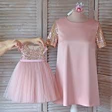 Resultado de imagen para матовые пайетки платье для девочки