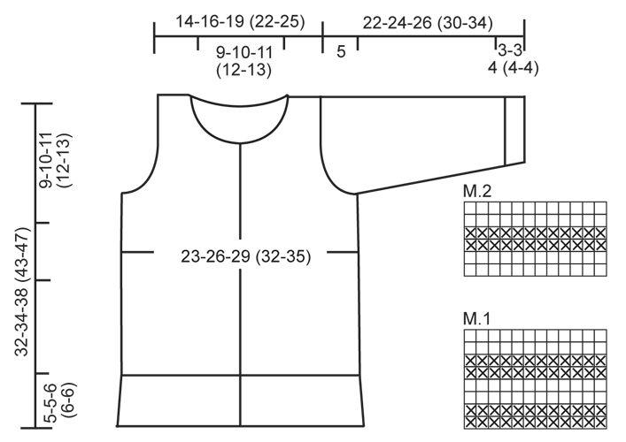 """Lea - Veste DROPS en point structuré et bordure volantée, en """"Baby Alpaca Silk"""". - Free pattern by DROPS Design"""