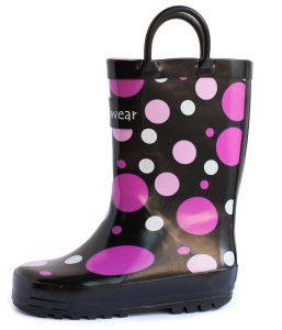 Childrens' Rain Boots   Oakiwear - Rain Gear, Kids rain suits, kids waders, kids rain gear, and kids rain coats