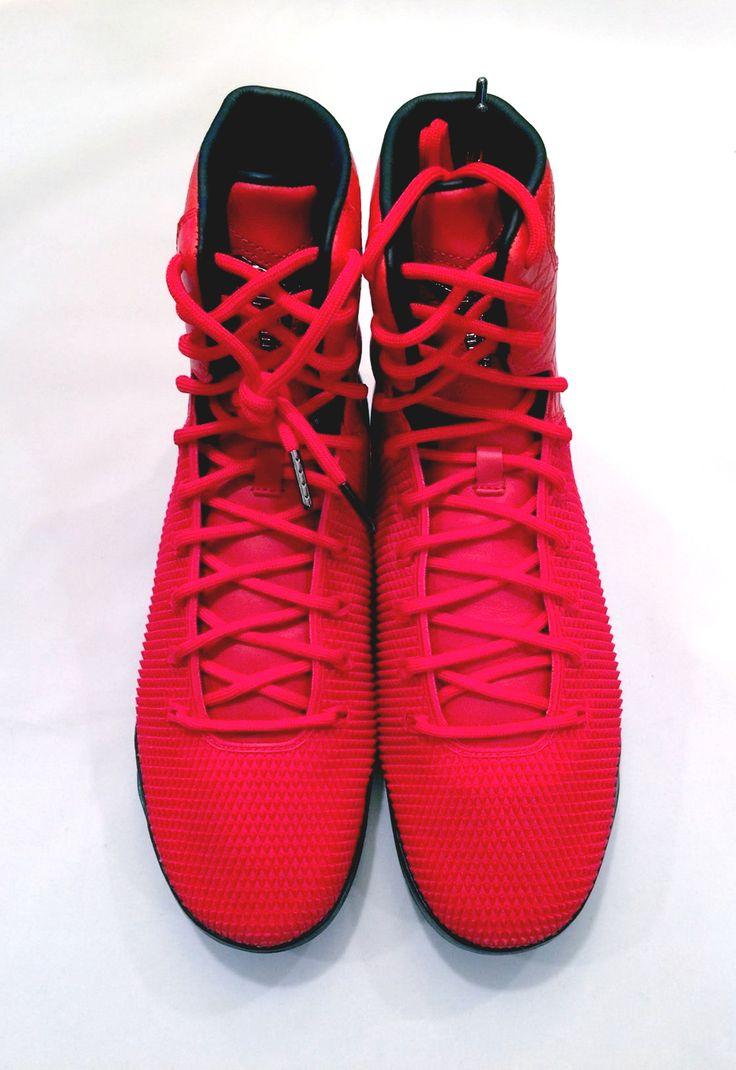 Nike Kobe IX High KRM EXT: Challenge Red
