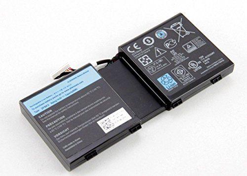 Amnergy New 14.8v 86Wh Laptop Battery 2f8k3 for Dell Alienware 17 17x M17x R5 18 18x M18x R3 Series 02f8k3 Kj2px 0kj2px G33tt 0g33tt