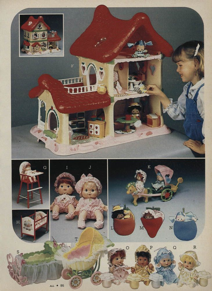 1984 Toys For Girls : Best images about dresses for em on pinterest baby