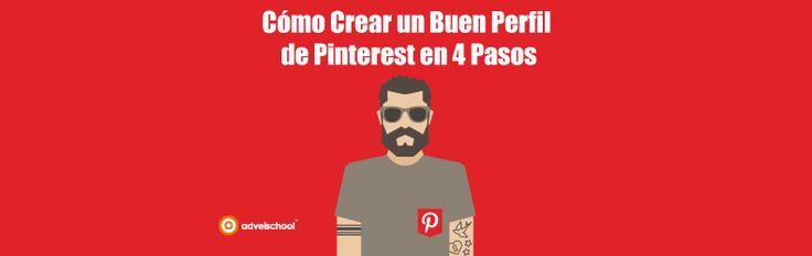 Cómo Crear un Buen Perfil de Pinterest en 4 Pasos