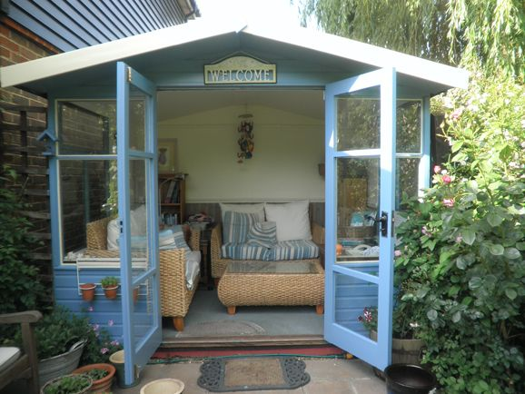 10 Best Images About Summerhouses On Pinterest Gardens