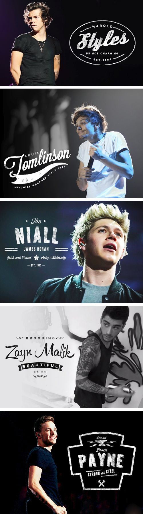 #4Yearsof1D Click through to write a note to the guys and I'll share it to the guys' twitter accounts. Follow RP on twitter @RespectPoint1D to watch out for your note! Thanks lovelies ♥