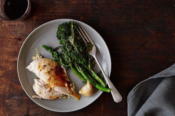 Jamie Oliver's Chicken in Milk on Food52