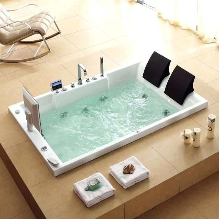 Large Bathtubs Idea Extraordinary For Two With Regard To Person