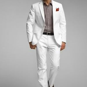 Mens White Suit on Pinterest. A selection of the best ideas to try ...