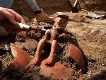 Ханаанский «Мыслитель»: в Израиле найдена статуэтка возрастом почти в 40 веков (фото) : Новости : Викна-Одесса