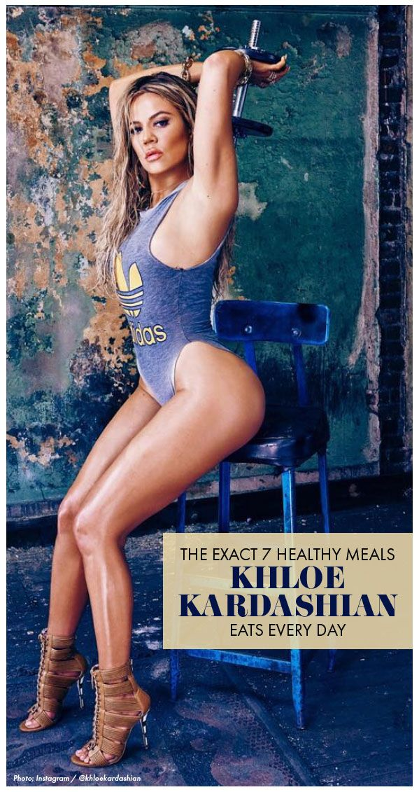 Have you seen Khloé Kardashian's revenge body? The 32-year-old looks better than ever these days! Read on to see the seven meals Kardashian eats per day to stay on top of her weight loss goals. Womanista.com  From @womanista