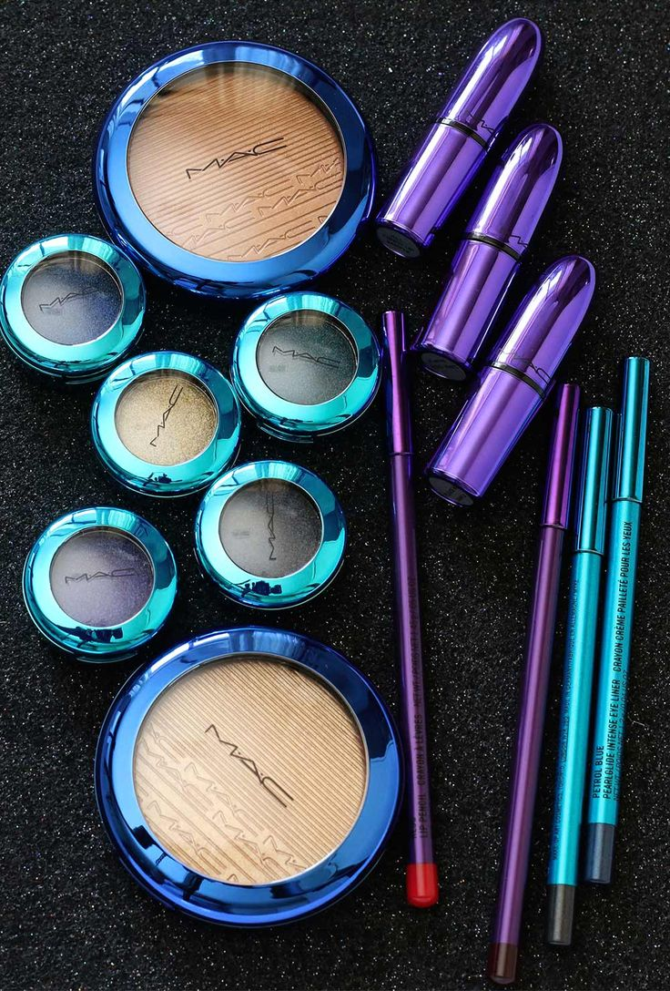 MAC Holiday 2015 | Magic of the Night Color Collection and Gift Sets #beauty #makeup #products