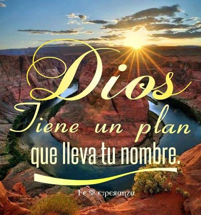 Asi nuestro Dios tiene un plan perfecto de victoria para tu vida !