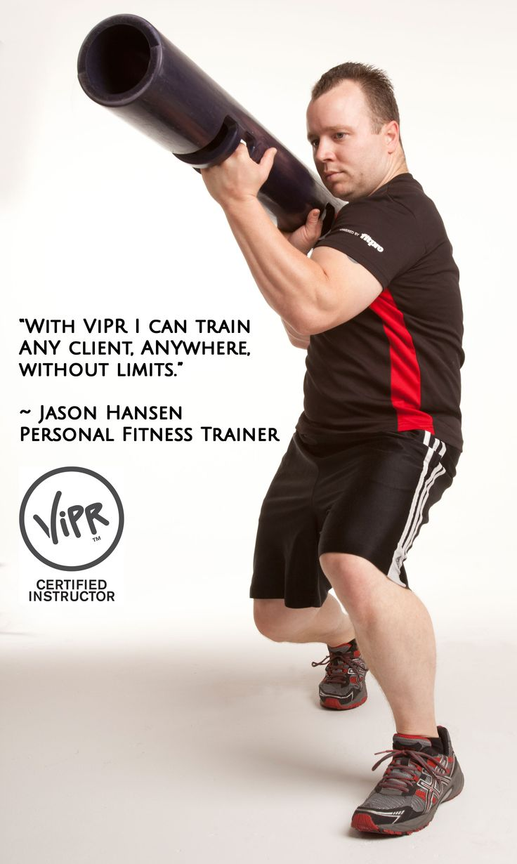 #ViPR Trainer. Awesome photo session.