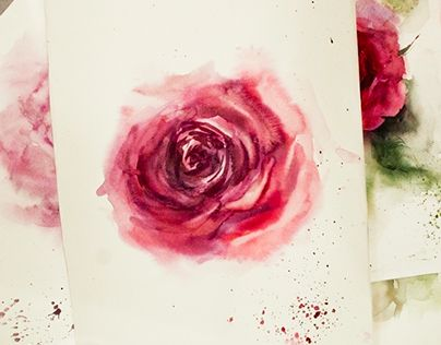 """Check out new work on my @Behance portfolio: """"Flowers"""" http://on.be.net/1M0VJVJ"""