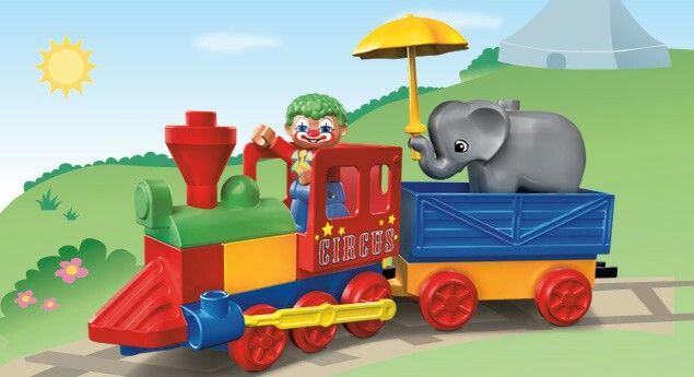 Circus trein