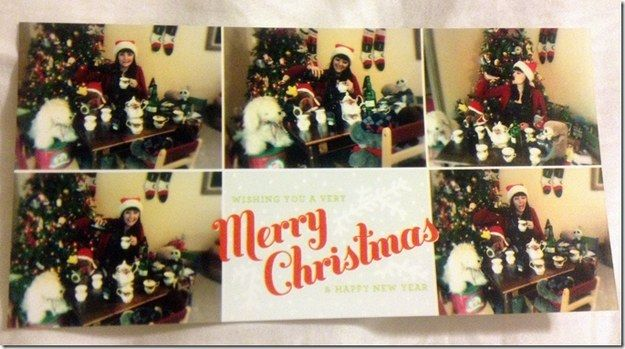 2011: Friends Over for Tea | Community Post: My Sister-In-Law's Lonely Christmas Cards