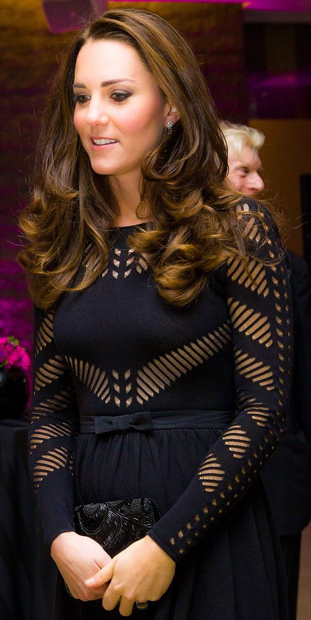 Catherine, Duchess of Cambridge attends the Action on Addiction Autumn Gala Evening at L'Anima | October 23, 2014 http://worldofwindsor.tumblr.com/
