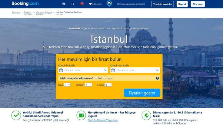 Turquía bloquea el sitio de reservas hoteleras Booking.com por competencia desleal   http://www.losdomingosalsol.es/20170402-noticia-turquia-bloquea-sitio-reservas-hoteleras-bookingcom-competencia-desleal.html