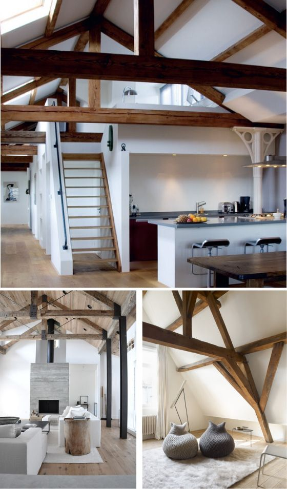 Barn conversations- i so want to so this when i habe my own House/barn!