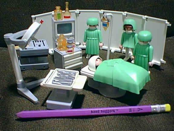 playmobil surgery set - Google Search